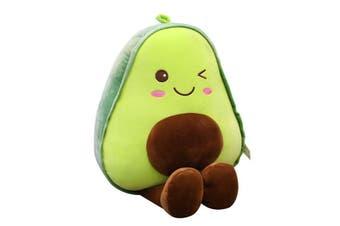 Soft Plush Avocado Stuffed Toy DDLG Littles Stuffies Cushion Pillow Plushie ST101 PV2