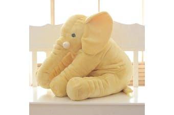 Large Plush Soft Elephant Toy Sleeping Cuddle Cushion DDLG Littles ST101 PV2 - 40cm