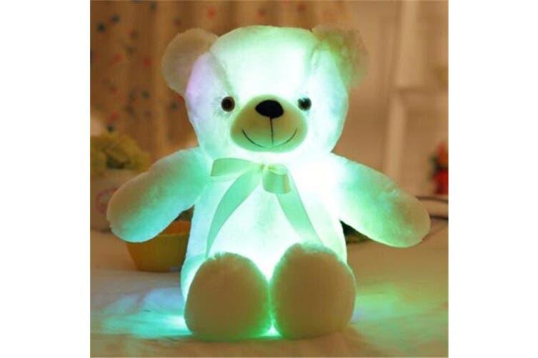 Cute Lamb Stuffed Animals, Dick Smith Light Up Glowing Teddy Bear Stuffed Animals Plush Toy Night Light Ddlg Littles St101 Pv2 50cm Other Toys