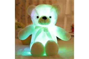Light Up Glowing Teddy Bear Stuffed Animals Plush Toy Night Light DDLG Littles ST101 PV2 - 80cm