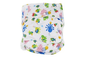 Under The Sea Adult Diaper