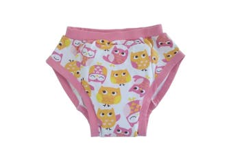 Pink Owl Training Pants