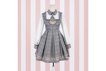Sweet Student Lolita Dress