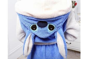 Baby Stitch Bath Robe