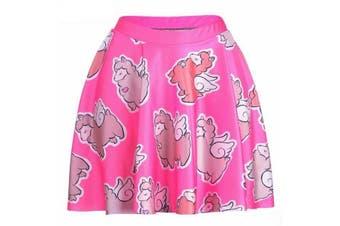 Flying Llama Skirt
