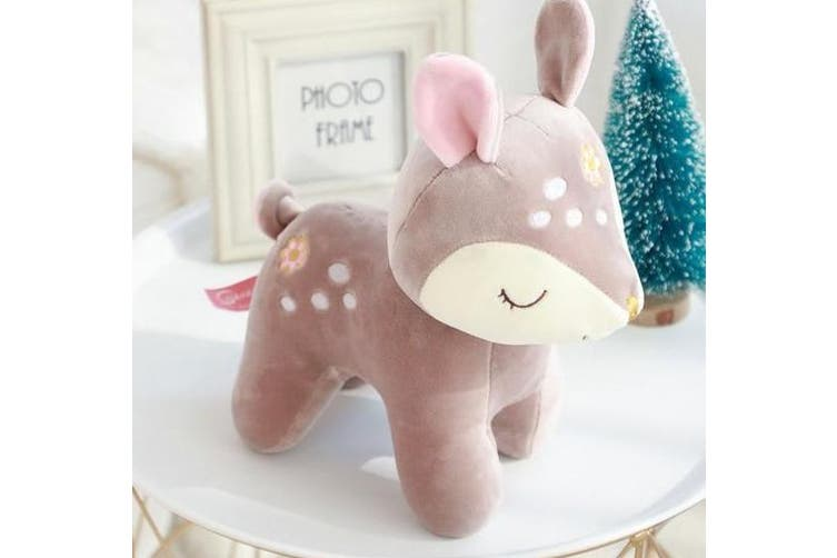 Sleepy Deer Plush