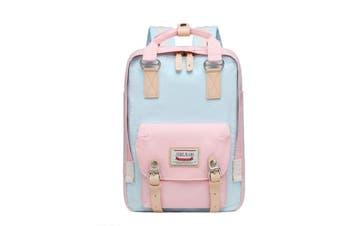 Kawaii Pastel Blue Pink Backpack Cute Bag DDLG Littles Accessories