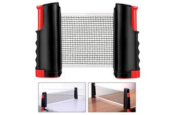 Table Tennis Net Portable Retractable Ping Pong Net Home Exercise Fitness F01