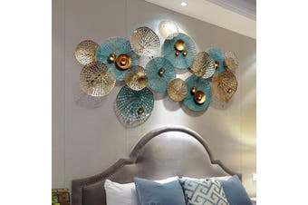 French Style Wall Decoration 3D Iron Art Wall Hanging Home Decor N01