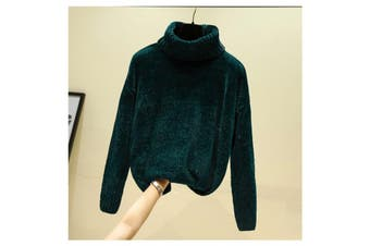 Cozy Cashmere Soft Turtleneck Sweater for Women