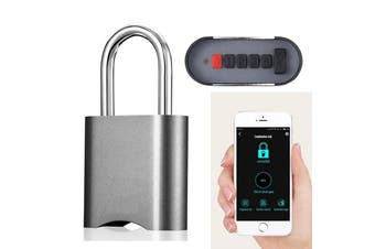 Smart Bluetooth Number Lock Padlock Chastity Locking BDSM Bondage Restraints NP20