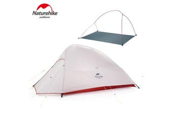 Naturehike 2 Person Waterproof Self-Standing Ultralight Camping Tent