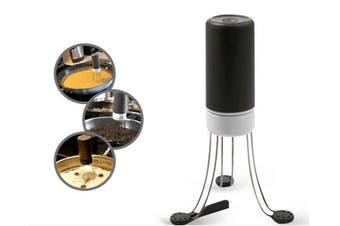Stir Crazy Stick Blender Mixer Automatic Hands Free Kitchen Utensil