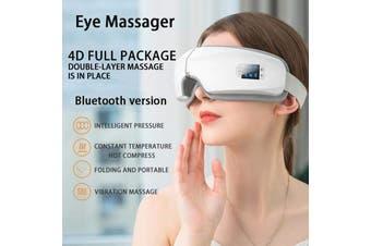 3D or 4D Eye Massager Vibrations Bluetooth Heating Sleep Mask - 3D