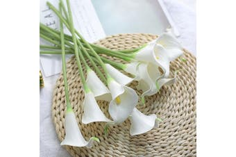 Calla Lillies Artificial Flowers Home Decor