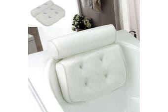 Mesh Bath Pillow Home Luxury Bathroom Accessories