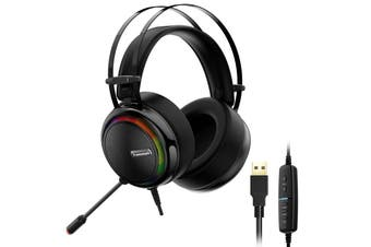 Tronsmart Glary Professional Gaming Headset with 7.1 Virtual Surround Sound