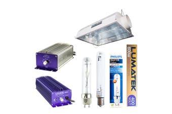 Lumatek 315W & 600W Control Ballast + Philips & Lumatek Lamp + Hi-Par Dual Reflector