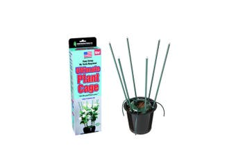 Global Garden Friends Adjustable Ultimate Plant Cage - Easy Setup&Plant Support