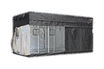 Gorilla Grow Hydroponic Tent GGT816 - 245 x 490 x (213CM - 244CM | Infrared Blocking
