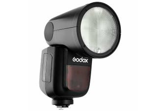 Godox V1-C Round Head Li-ion E-TTL HSS Master Speedlight Flash for Canon