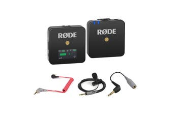 Rode Wireless GO Complete Mobile Kit