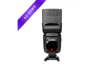 Godox TT685C 2.4GHz E-TTL HSS Speedlite Flash For Canon (DEMO STOCK)
