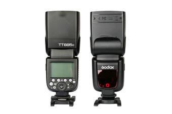 Godox TT685 2.4G HSS 1/8000s TTL Speedlite Flash - Nikon