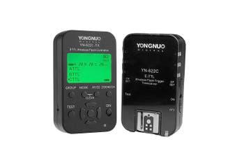 Yongnuo YN622C/YN622C-TX Wireless Flash Trigger Controller Kit for Canon