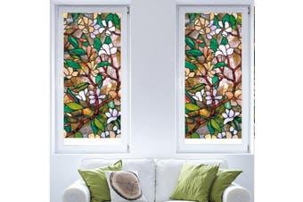 Magnolia Flower Window Film