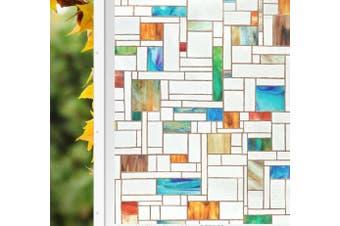 Colour Grid Window Film