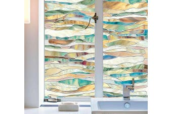 Voyage Abstract Window Film