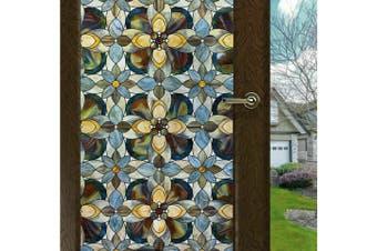 Quatrefoil Window Film