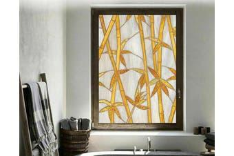 Bamboo Window Film