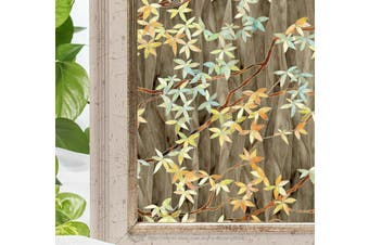 Wild Wood Window Film