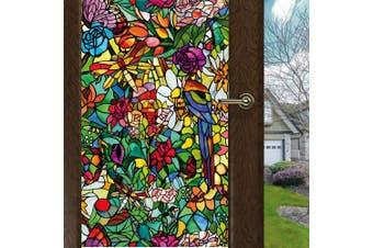 Tulia/Spring Chapel Window Film