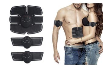 Muscle Toner, Fitness Stimulator Set for ABS