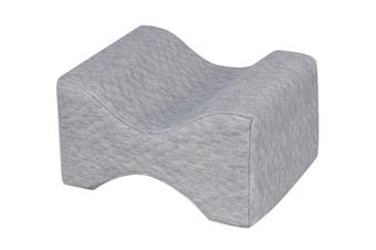 Orthopedic Knee Pillow - Grey