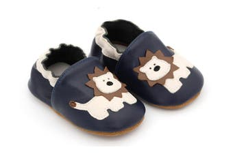 Infant Toddler Baby Soft Sole Leather Shoes for Girls Boys Walking -  Lion