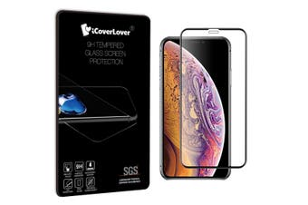 For iPhone 11 Pro Max & XS MAX Screen 3D 9H Tempered Glass Screen Protector