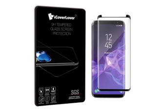 For Samsung Galaxy S8 PLUS,Full Edge-to-Edge Tempered Glass Screen Protector