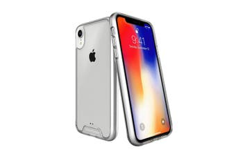 For iPhone XR Case, iCoverLover Shockproof Clear Cover, Thin Transparent
