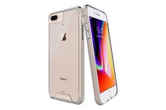 For iPhone 8 Plus/7 Plus/6S Plus/6 Plus Case iCoverLover Clear Cover Transparent