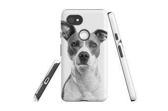 For Google Pixel 2 XL Case, Protective Back Cover, Short Haired Dog