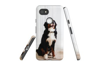 For Google Pixel 2 XL Case, Protective Back Cover, Bernese Mountain Dog