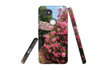 For Google Pixel 2 XL Case, Armour Back Cover, Blossoming Bush