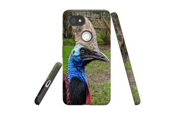 For Google Pixel 2 XL Case, Armour Back Cover, Cassowary