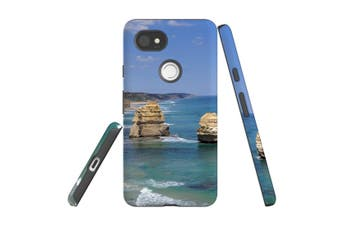 For Google Pixel 2 XL Case, Armour Back Cover, Great Ocean Rd Rocks