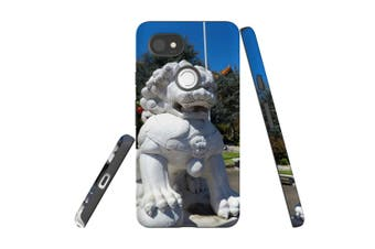 For Google Pixel 2 XL Case, Armour Back Cover, Komainu