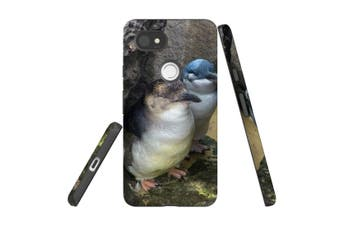 For Google Pixel 2 XL Case, Armour Back Cover, St Kilda Penguins